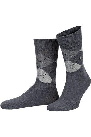 Burlington Socken Preston silber