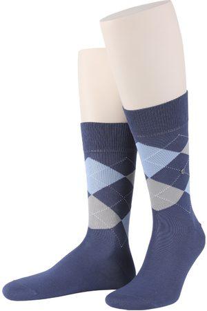 Burlington Socken Manchester grau