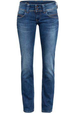 Pepe Jeans 7/8-Jeans Venus blau