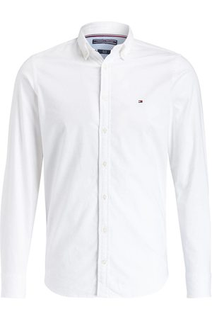 Tommy Hilfiger Oxfordhemd Slim Fit weiss