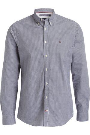 Tommy Hilfiger Hemd Regular Fit blau