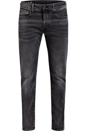 G-Star Herren Slim - Jeans 3301 Slim Fit schwarz