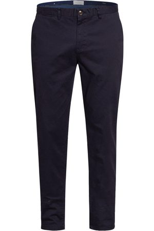 Scotch&Soda Chino Stuart Regular Slim Fit blau
