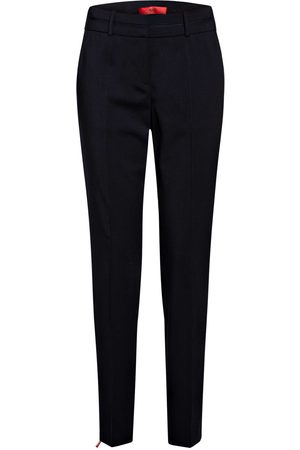 HUGO BOSS Hose The Skinny Trousers blau