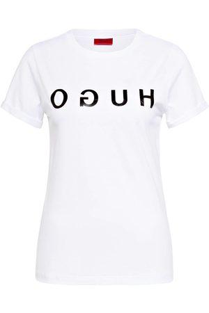 HUGO BOSS T-Shirt The Tee weiss