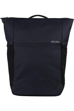 Salzen Laptop- & Aktentaschen - Rucksack Vertiplorer Mit Laptop-Fach blau