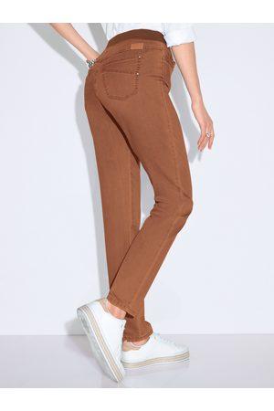 Brax Comfort Plus-Jeans Modell Carina