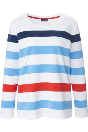 Mybc Damen Sweatshirts - Sweatshirt weiss