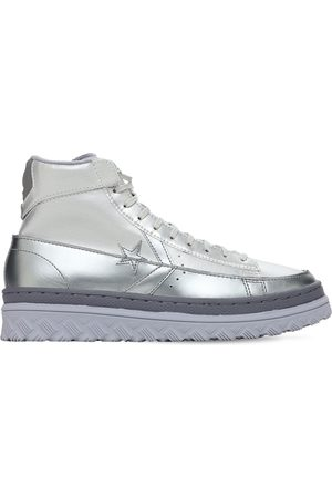 "Converse Ledersneakers ""pro"""