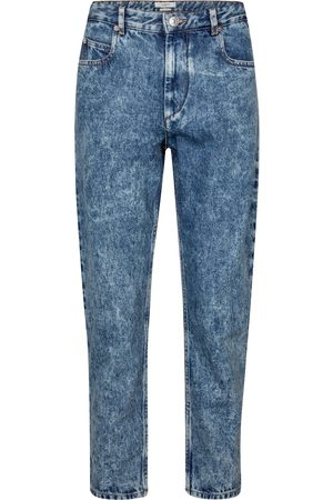 Isabel Marant, Étoile High-Rise Straight Jeans Neasr