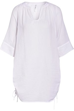 Seafolly Damen Blusen - Tunika weiss