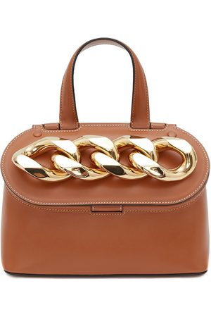 J.W.Anderson Small Chain Lid tote bag