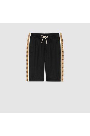 Gucci Shorts aus technischem Jersey