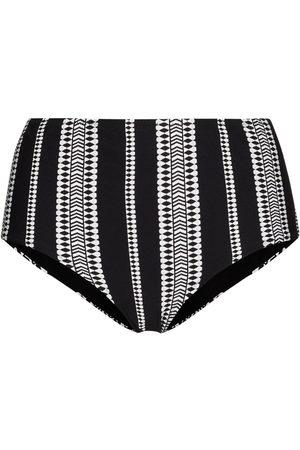 Lemlem Luchia high-waist bikini bottoms