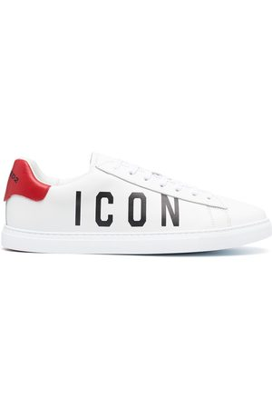 Dsquared2 Logo-print lace-up sneakers