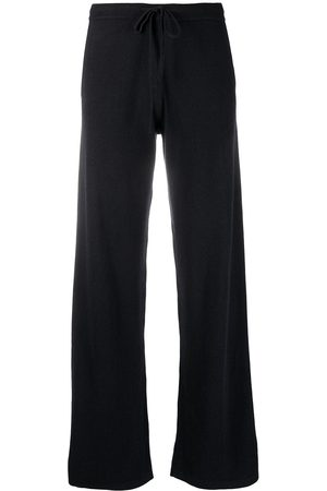 Chinti and Parker Damen Weite Hosen - Wide-leg cashmere track pants