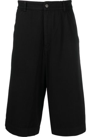 Kenzo Relaxed fit cotton deck shorts