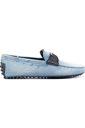 Tod's Herren Halbschuhe - Gommino denim loafers