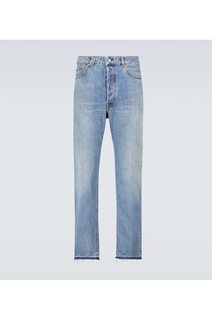Golden Goose Slim-Fit Jeans Happy