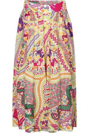 Etro Bedruckte Culottes aus Baumwolle