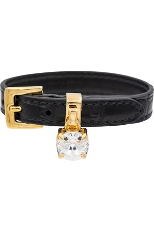 Miu Miu Armband aus Leder