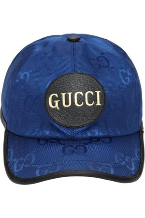"GUCCI Herren Hüte - Baseballkappe Aus Nylon "" Off The Grid"""