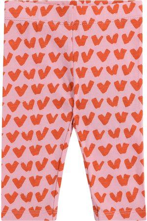 Stella McCartney Baby Bedruckte Leggings aus Baumwolle