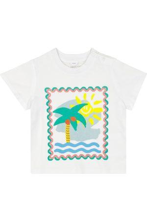Stella McCartney Baby Bedrucktes T-Shirt aus Baumwolle