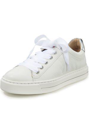 ARA Damen Sneakers - Sneaker Courtyard High Soft weiss