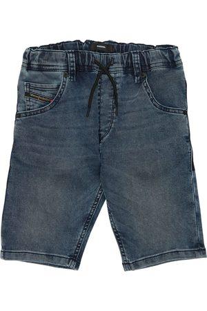 Diesel Denim Effect Shorts