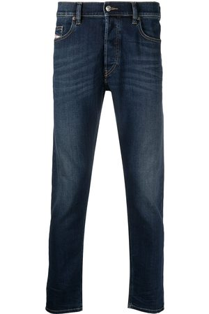 Diesel Super skinny-cut dark wash jeans
