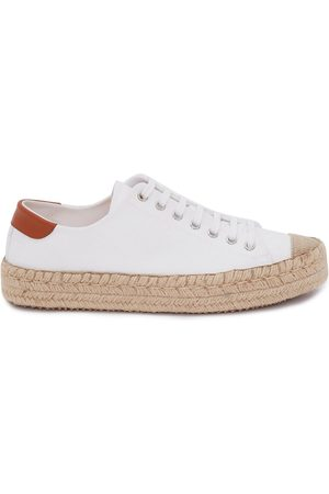 J.W.Anderson Lace-up espadrille sneakers