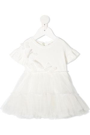 MONNALISA Baby Kleider - Tulle flared skirt dress