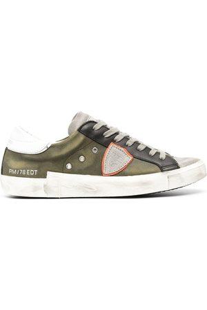 Philippe model Herren Sneakers - Prsx Mixage West low-top sneakers