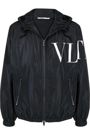 VALENTINO Logo print lightweight jacket