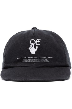 OFF-WHITE Hands Off logo cap