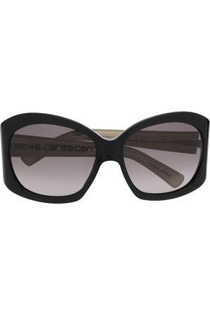 10 CORSO COMO Oversized-frame sunglasses