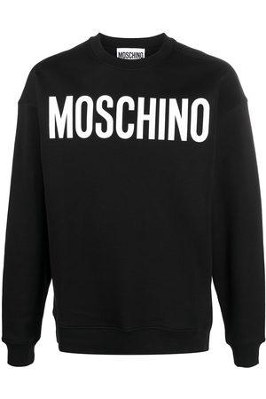 Moschino Herren Sweatshirts - Logo-print sweatshirt