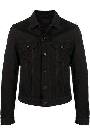 Saint Laurent Herren Jeansjacken - Denim shirt jacket