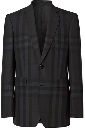 Burberry Herren Blazer & Sakkos - Single-breasted check blazer
