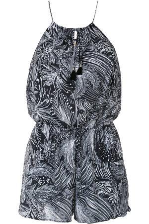 Lygia & Nanny Damen Jumpsuits - Layla printed playsuit