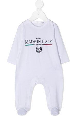 Dolce & Gabbana Kids Made in Italy pajamas