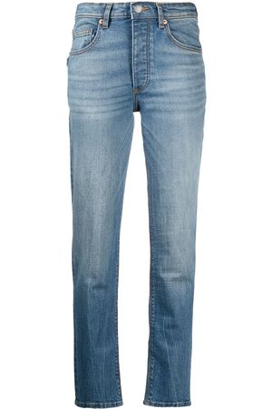 Zadig & Voltaire Mama tapered jeans