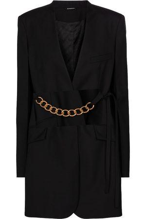Givenchy Verzierter Blazer aus Wolle