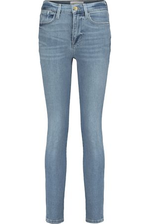 Frame High-Rise Jeans Le High Skinny