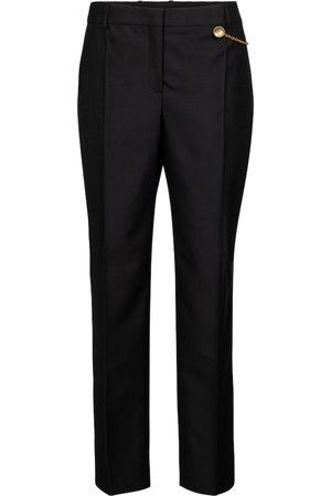 Givenchy Verzierte Hose aus Wolle