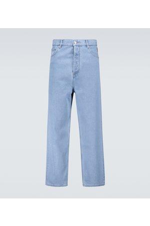 Nanushka Straight Jeans Connor