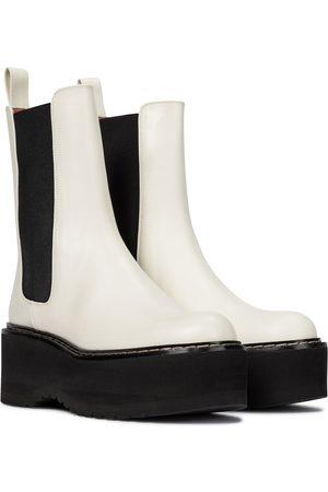 PARIS TEXAS Chelsea Boots aus Leder