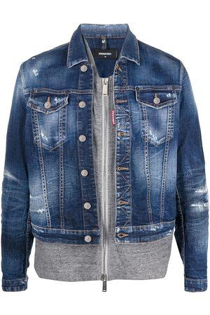 Dsquared2 Herren Jeansjacken - Denim jacket