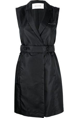 1017 ALYX 9SM Logo-print tailored mini dress
